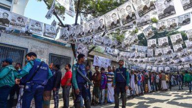 Photo of مقتل أكثر من 12 شخصا في أعمال عنف خلال الانتخابات في بنجلاديش
