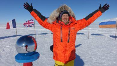 Photo of لأول مرة في التاريخ .. أمريكي يعبر القارة القطبية الجنوبية بمفرده