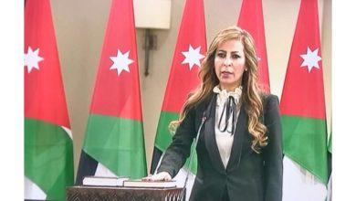 Photo of إسرائيل تحتج لدى الأردن بعد أن وطأت المتحدثة باسم الحكومة العلم الإسرائيلي