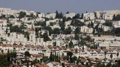 صورة إسرائيل تقرر بناء 2500 وحدة استيطانية جديدة في الضفة الغربية