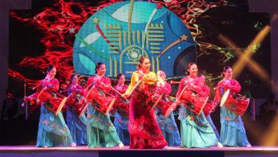 صورة حفلات غنائية وعروض فلكلورية عالمية على المسرح المفتوح بمتنزه النسيم