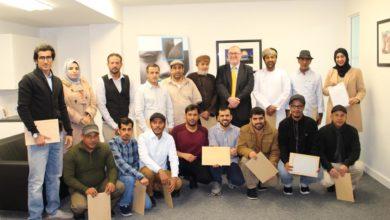 Photo of جمعية الصحفيين العمانية تختتم دورة الإعلام الشامل بلندن