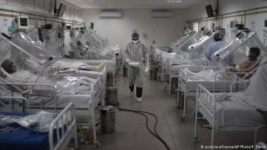 Photo of أكثر من ثمانية ملايين إصابة بفيروس كورونا في أنحاء العالم..