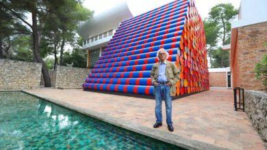 Photo of وفاة الفنان التشكيلي كريستو  عن عمر 84 عامًا..