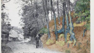 """Photo of فك لغز اللوحة التي رسمها """"فان غوغ"""" يوم وفاته.."""