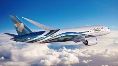 Photo of الطيران العماني يستأنف رحلاته إلى 17 مدينة حول العالم بَدْءًا من أول أكتوبر المقبل..