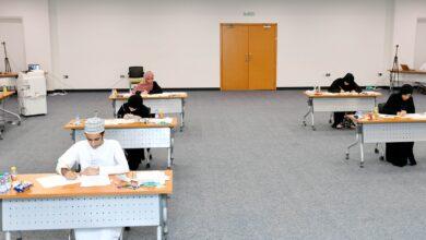Photo of طلبة التربية والتعليم يختتمون مشاركتهم في الاختبار الفني أولمبياد الرياضيات العالمي..