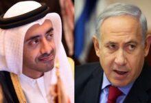 Photo of وصول عبد الله بن زايد وزير خارجية الإمارات لواشنطن للمشاركة في التوقيع على اتفاق التطبيع مع إسرائيل..