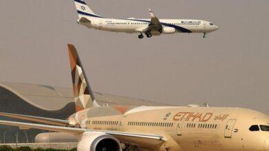 Photo of إسرائيل والإمارات تعتزمان توقيع اتفاقٍ لتسيير 28 رحلةً جويةً أسبوعياً بين البلدين..