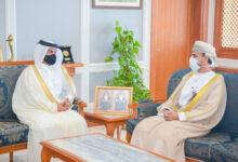 Photo of رئيس هيئة البيئة يستقبل سفيري دولة قطر ومملكة نذر لاند..