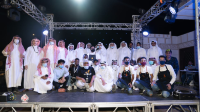 "Photo of مبادرة داعمة من فريق ""حياتنا رسالة"" السعودي.."