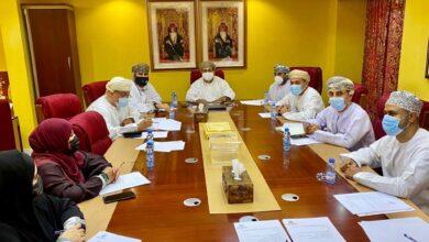 Photo of لجنة المعارض بالغرفة تناقش لائحة تنظيم قطاع المعارض..