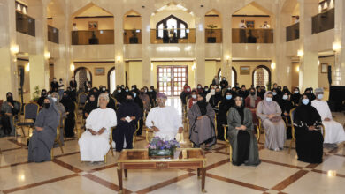 Photo of وزارة الخارجية تحتفل بيوم المرأة العمانية..
