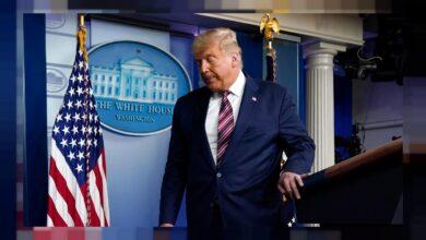 """صورة """"الإنتخابات لم تُحسم بعد"""" .. ترامب يرفض إعلان بايدن رئيساً لأمريكا ويتوجه إلى القضاء.."""