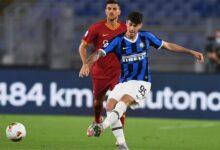 صورة روما يتعادل مع إنتر ميلان في الدوري الإيطالي..