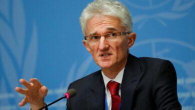 صورة مسؤول المساعدات بالأمم المتحدة سيحث أمريكا على العدول عن تصنيف الحوثيين تنظيماً إرهابياً..