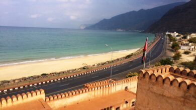 صورة وزارة التراث والسياحة تطلق حملة مسندم الجمال..