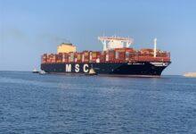صورة ميناء صلالة يسجل رقمًا قياسيًا جديدًا في أحجام الحاويات محققا 4,34مليون حاوية نمطية خلال عام 2020م..