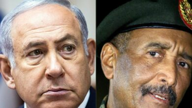 صورة وزير: مراسم في واشنطن خلال شهور لتوقيع اتفاق تطبيع بين السودان وإسرائيل..
