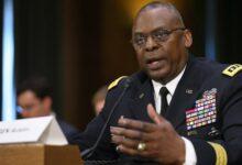 صورة الجنرال المتقاعد أوستن وزيراً للدفاع .. الكونغرس يقر تعيين أول أمريكي من أصول أفريقية لقيادة الجيش..
