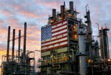 صورة توقعات بانخفاض انتاج النفط الأمريكي في فبراير المقبل..