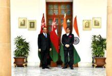 صورة السلطنة والهند تعقدان جلسة المشاورات الاستراتيجيّة الحادية عشرة..