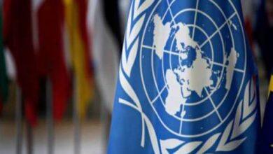 صورة الأمم المتحدة تعرب عن القلق بشأن أوضاع النازحين بسبب الطقس السيء..