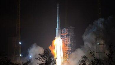 صورة الصين تطلق قمرا اصطناعيا جديدا للاتصالات..