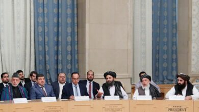 """صورة إدارة بايدن ستراجع اتفاق السلام مع """"طالبان"""" .. وتربط سحب قوات أمريكا بالتزام الحركة بوقف العنف.."""